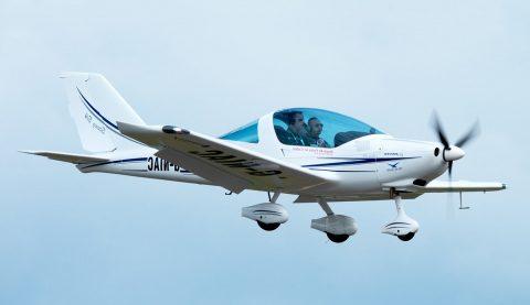 полет на самолете sting tl-2000 в кронштадте