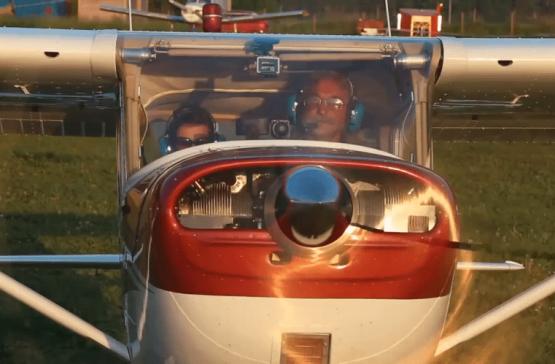 полет на самолете спб
