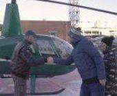 полет на вертолете для двоих
