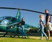 полет на вертолете в спб
