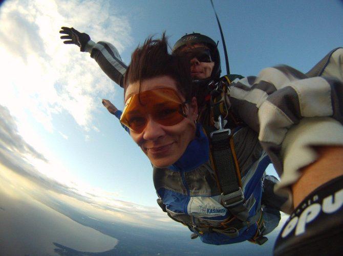 прыгнуть с парашютом в санкт-петербурге