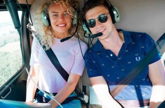 полеты на вертолете в спб