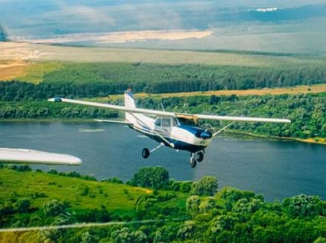 полеты на самолете спб