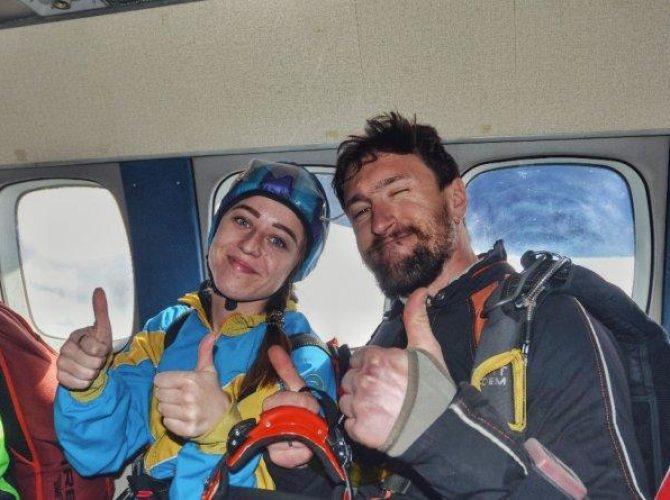 прыжок с парашютом в санкт-петербурге